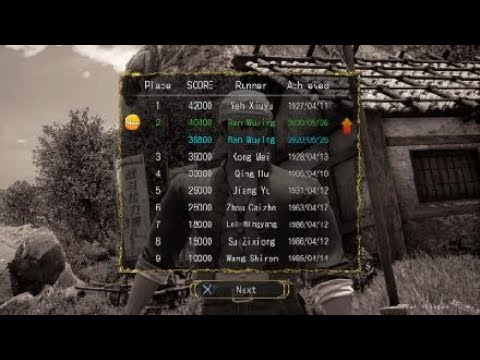 Shenmue III Battle Rally Toa-Get Ren NEW HIGH SCORE!!!! |