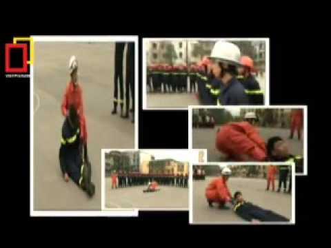 Sử dụng phương tiện chữa cháy và cứu người
