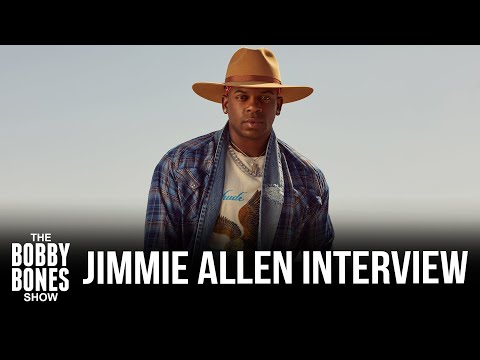 Jimmie Allen On The 'Dancing With The Stars' Premiere