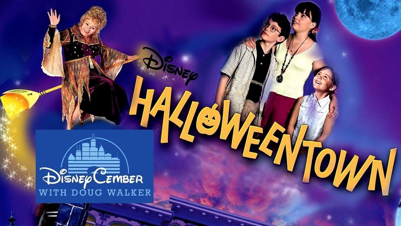 Disneycember 7 Halloweentown Sub Espanol Youtube