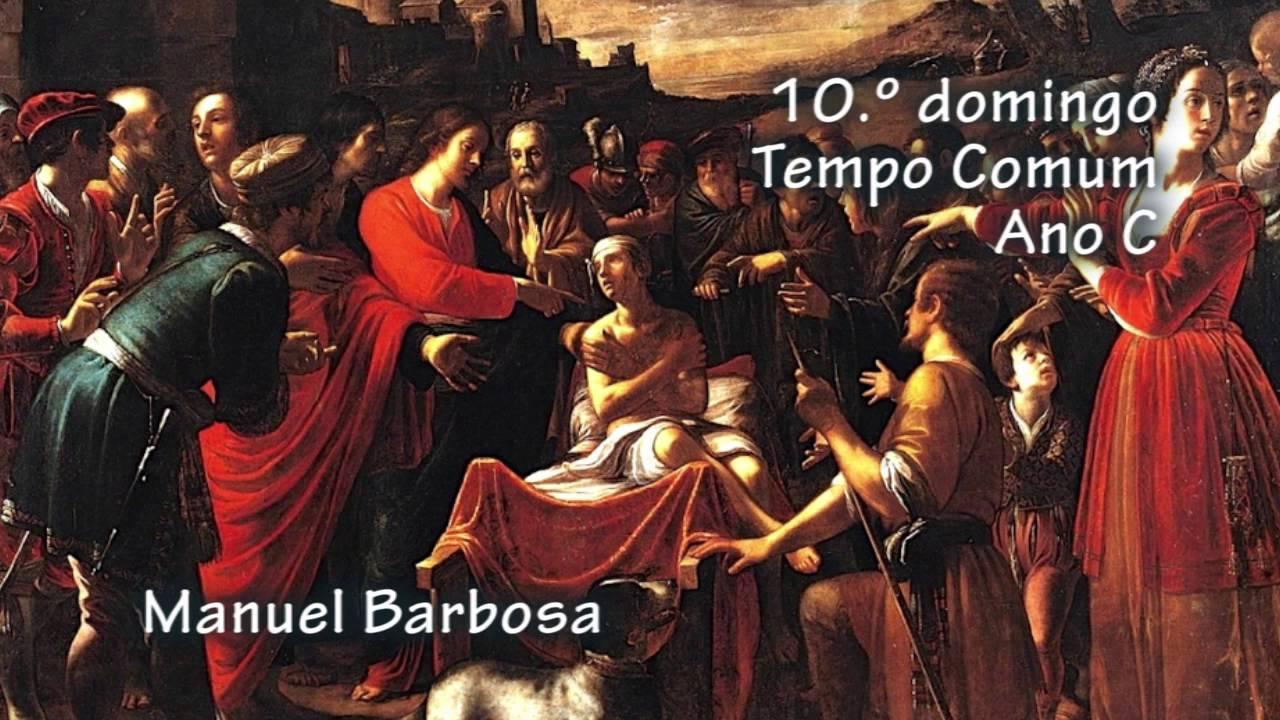 10º Domingo Do Tempo Comum Ano C Dehonianos