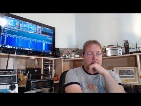 Live Shortwave radio show Saturday January 12th 2019 Mp3