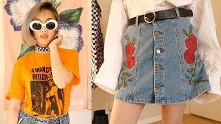 MASSIVE Asian 90s Fashion Try-On Haul | PART 1! #KickBackWithKaren