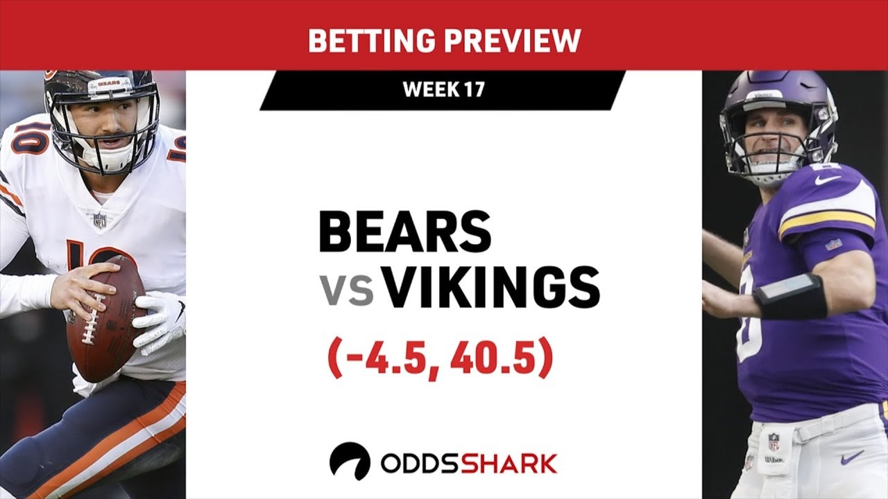 2bf4aad5 NFL Week 17: Chicago Bears at Minnesota Vikings Betting Preview and Pick