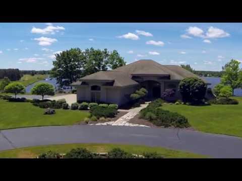 1112 El Camino Grande Lake Isabella MI Waterfront Home for Sale