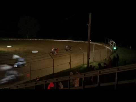 Lightning Sprints Feature  Chandler Motor Speedway