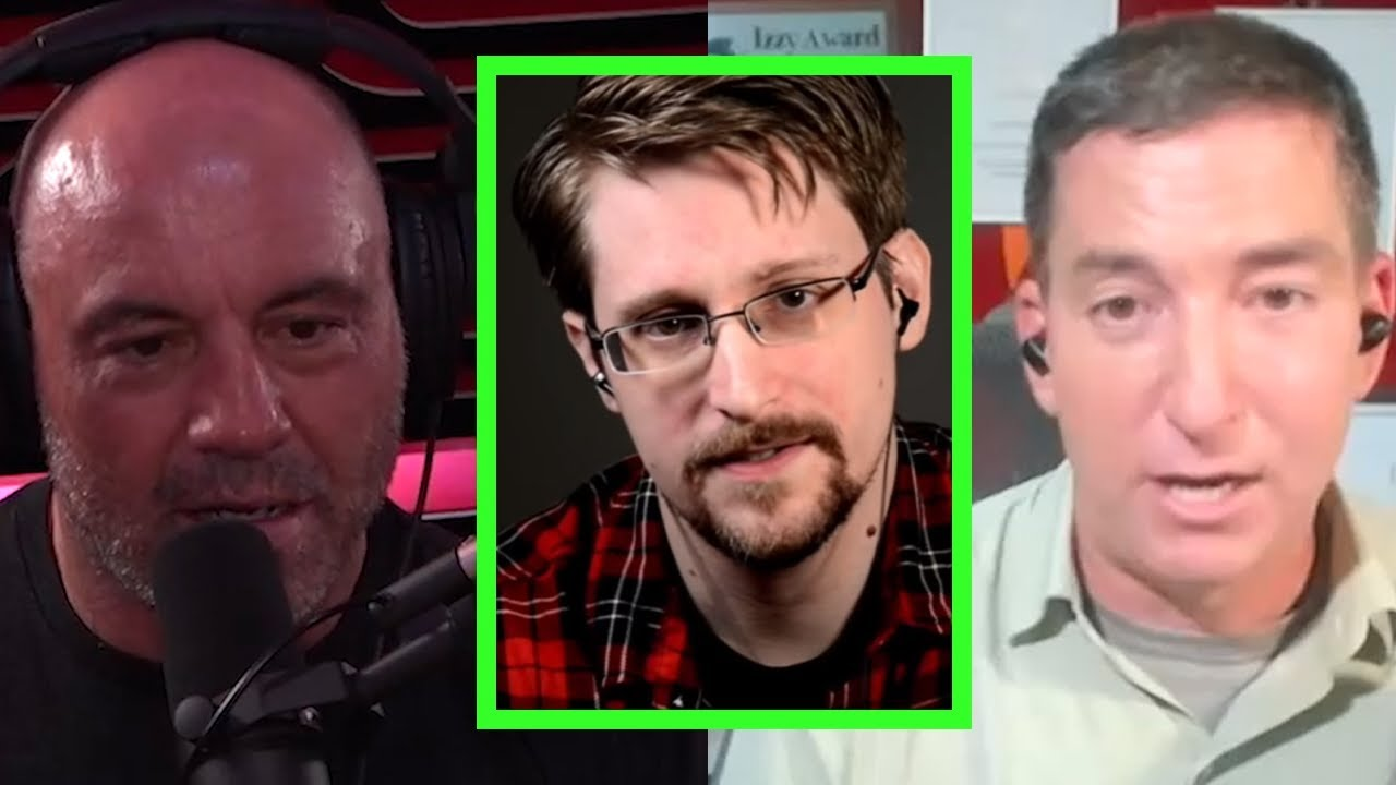 Glenn Greenwald Reflects on Breaking the Edward Snowden Story