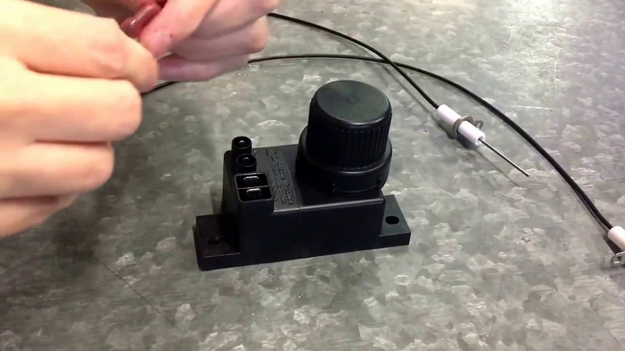 Instructions To Connect And Troubleshoot A 9 Volt Igniter