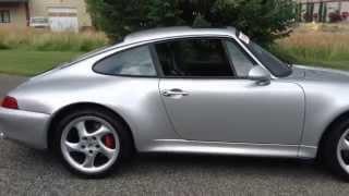 Test Drive: 1998 Porsche 911 C4S sold at the Sun Valley Auto Club