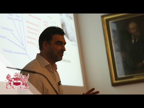A Bioenergetic Basis for the three domains of Life  Professor Nick Lane FLS