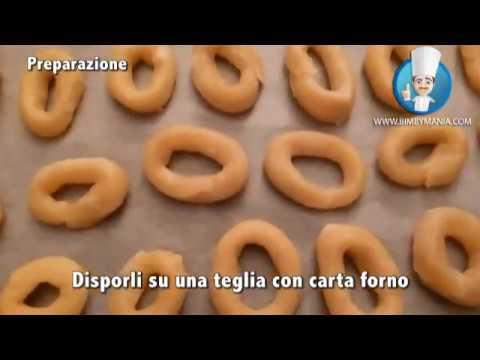 Taralli Bimby Youtube