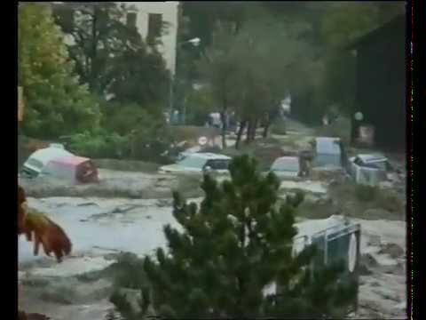 Brig-Glis Unwetter: KrisenstabFilm 1993