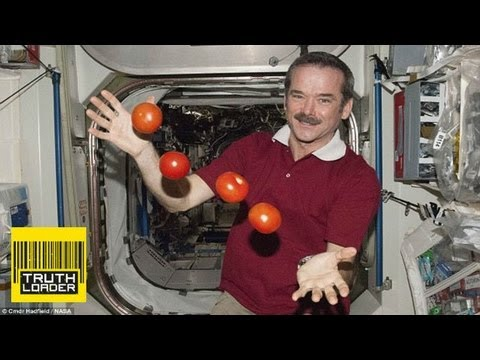 Why astronaut Chris Hadfield is a legend - Truthloader