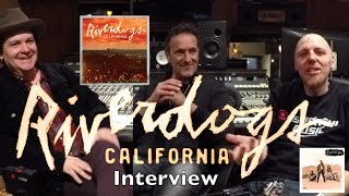 Vivian Campbell & Marc Danzeisen interview Riverdogs 2017