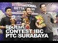 KONTES  IKAN CUPANG IBC  DI PTC SURABAYA 2019