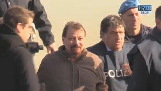 Cesare Battisti riportato in Italia dopo 37 anni di latitanza, sconterà l'ergastolo a Oristano