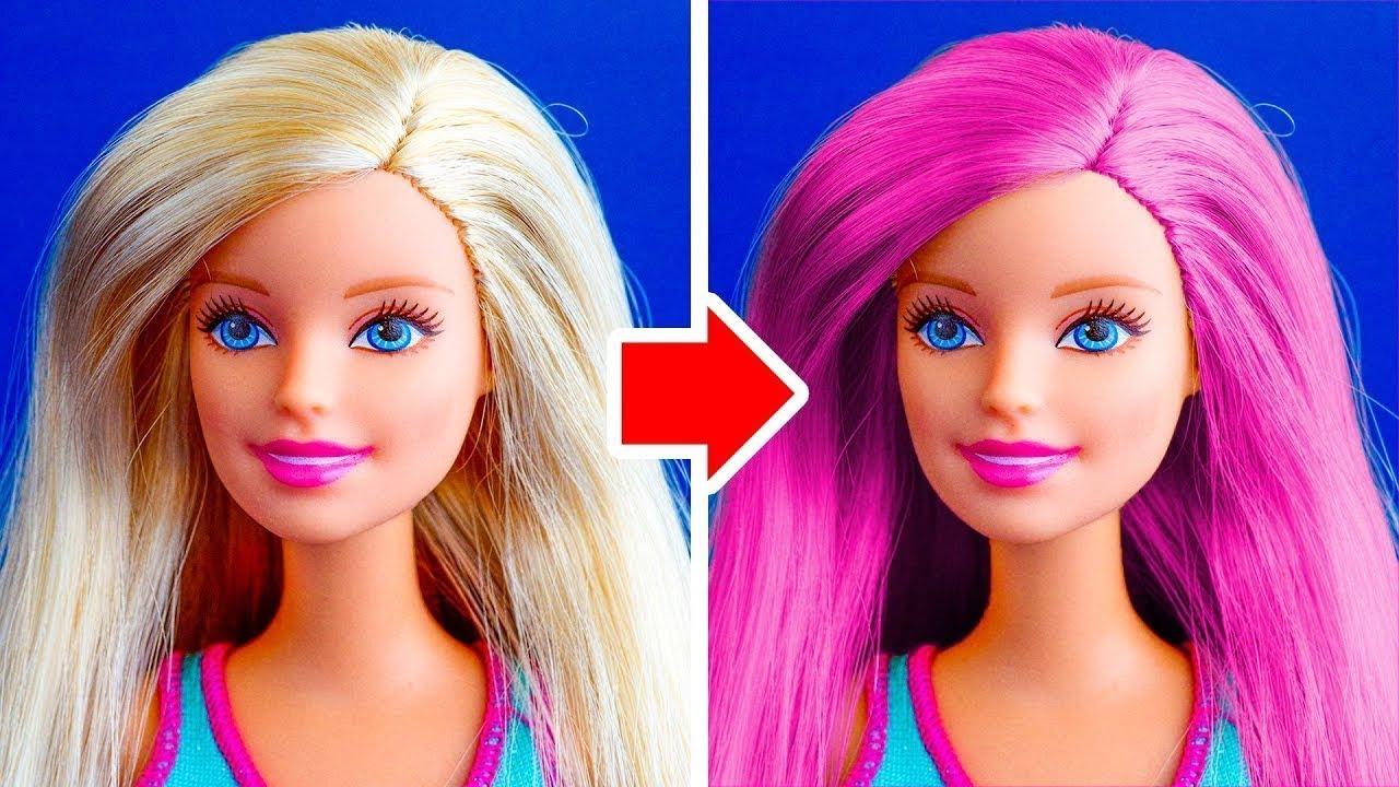 26 Nowych 5 Minutowych Pomysłów Dla Barbie