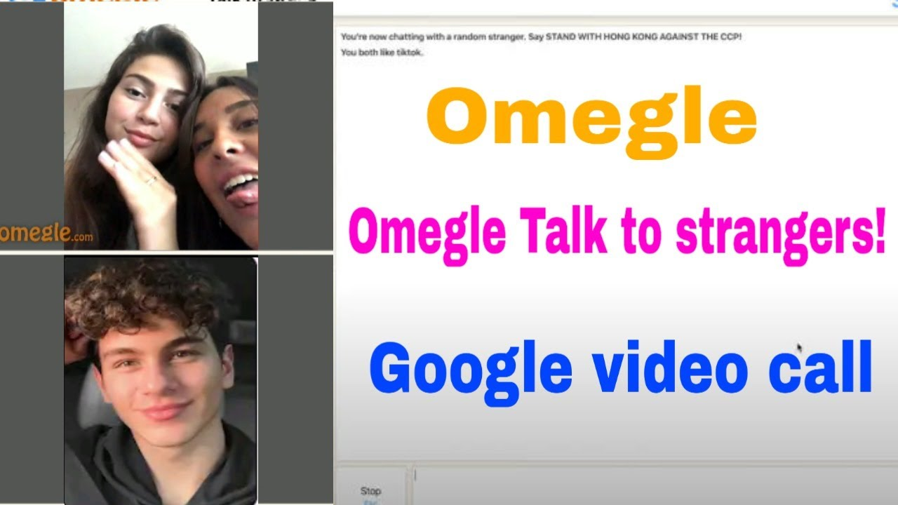 HOW TO OMEGLE TALK TO STRANGERS! 2021 OMEGLES BLOCKED
