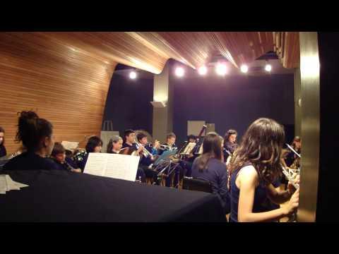 Boogie Orkesta Concierto 22 mayo AUDITORIO de la Escuela de Música