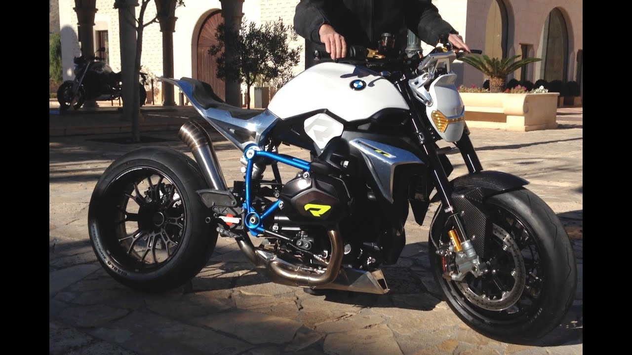 bmw r1200r concept roadster exhaust sound youtube. Black Bedroom Furniture Sets. Home Design Ideas