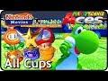 Mario Tennis Aces - All Cups