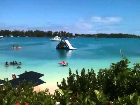 Grotto Bay Resort Bermuda Youtube