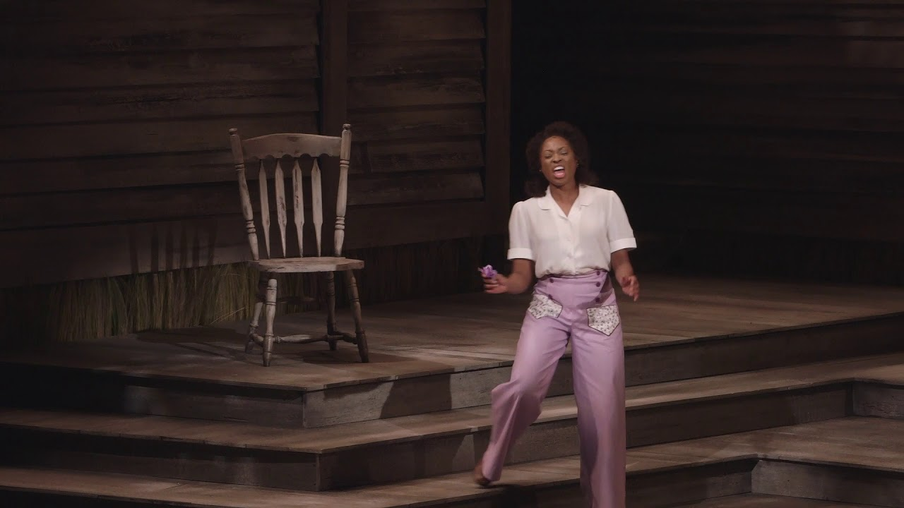 The Color Purple in Performance