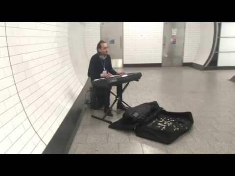 Sounds of Tottenham Court Road Station pt.2