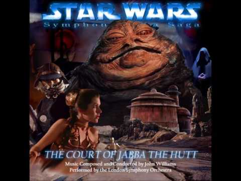 STAR WARS: Symphony for a Saga - The Court of Jabba the Hutt