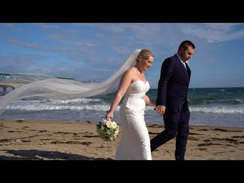 Poppy & Ryan's Green House Hotel Bournemouth Wedding Film