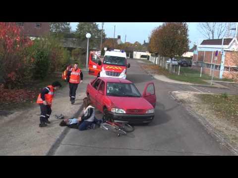 Devenez sapeur pompier volontaire