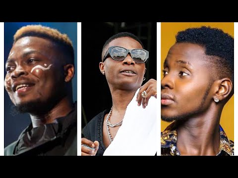 Wizkid attacked by fans for not Featuring in Olamide & Kiss Daniel music video
