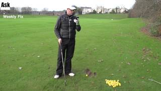 The Golf Swing Weekly Fix Winter Drills And Punch Shot