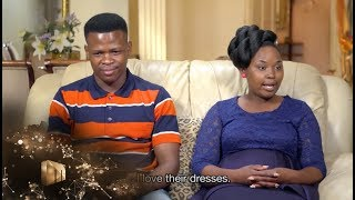 Sepedi traditional attire fitting for the bridal party – OPW   Mzansi Magic