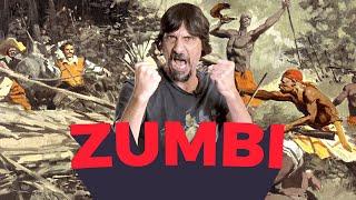 Zombie of Palmares - The Fight for Fredoom   Eduardo Bueno