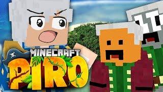 Die Mutanten-Wissenschaftler「Minecraft: PIRO」