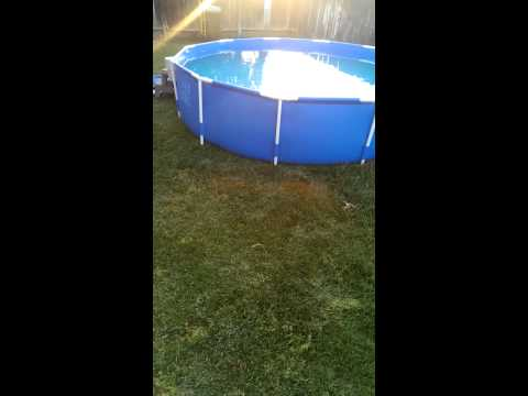Updated To The Update 12x30 Pool W Saltwater Filter Doovi