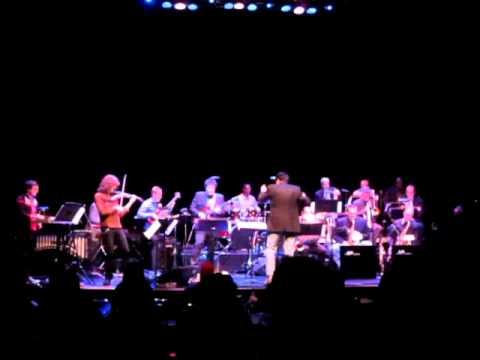 Chicago Jazz Orchestra Tribute to Frank Zappa - Peaches En Regalia & Echidna's Arf (Of You)