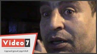 """بالفيديو .. مواطن لمحافظ الجيزة: """"النقل العام استولوا على أرض جمعية المحافظة على القرآن"""""""