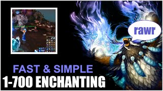 Fastest 1-700 WoW Enchanting Guide (Super Simple)