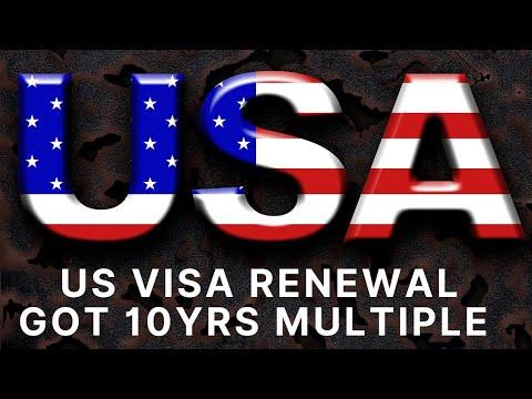 US VISA RENEWAL (PHILS.)