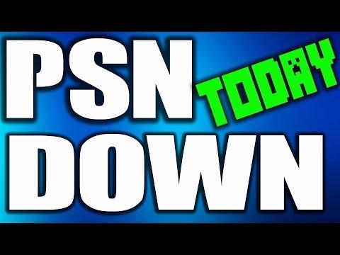 PSN DOWN TODAY Gaming Offline Multiplayer (PS4 Down Offline)