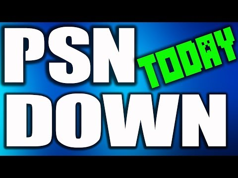 PSN DOWN TODAY Gaming Offline Multiplayer (PS4 Down Offline)