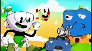 YOU'VE NEVER SEEN CUPHEAD LIKE THIS!! | Cuphead Fan Games