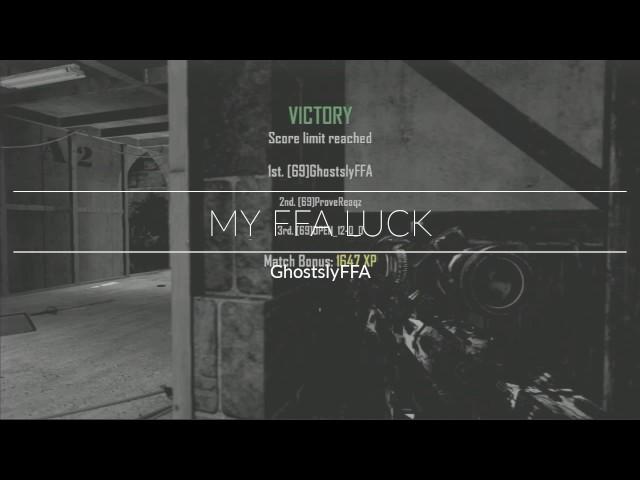 My FFA Luck