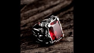 Video ROYAL RED RUBY RING UNBOXING#SHOPPED ONLINE download MP3, 3GP, MP4, WEBM, AVI, FLV Mei 2018