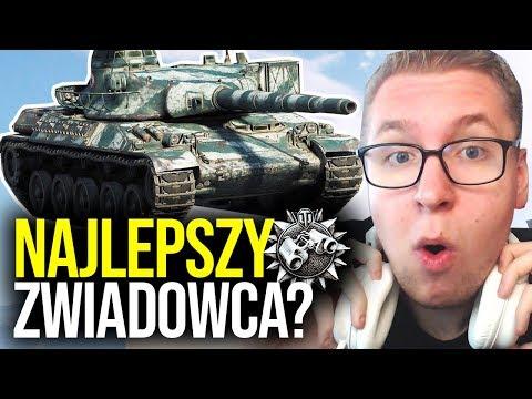 NAJLEPSZY ZWIADOWCA? - World of Tanks thumbnail
