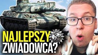 NAJLEPSZY ZWIADOWCA? - World of Tanks