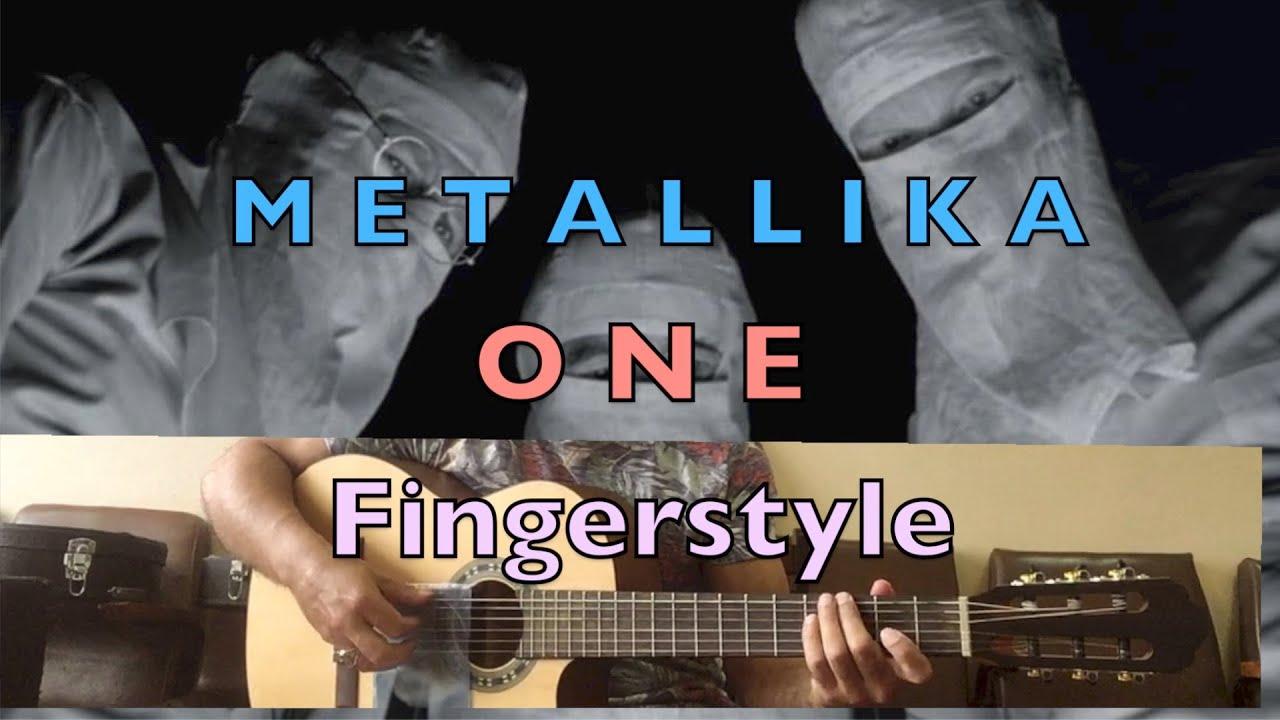 Metallica-One-guitar cover Garri Pat
