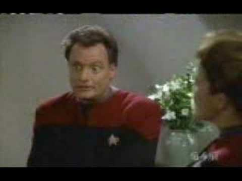Star Trek Voyager out takes